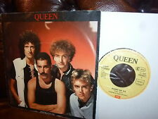 Queen, Radio Ga Ga, I go Crazy, EMI 1C006 1655327, 1984, 7""
