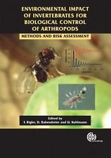 Environmental Impact of Invertebrates For Biological Control 0f Anthro-ExLibrary