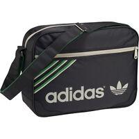 Adidas Airliner Bag Tasche Schultertasche Umhängetasche Freizeittasche schwarz