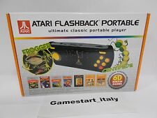 CONSOLE ATARI FLASHBACK PORTABLE RETRO CONSOLE 60 GAMES - NEW