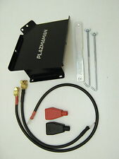 Plazmaman Ford FG G6E XR6 Turbo Falcon Battery Relocation Kit - Suits All FG -