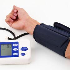 Misuratore di Pressione Sanguigna Elettronico Digital Monitor Blood Pressure LCD