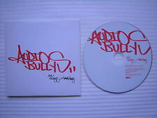 Audio Bullys - The Things / Turned Away, 6 Track PROMO COPY DJ CD