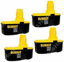 Dewalt DC9096 18V NiCd 2.4Ah XRP Battery 4PK New For DCD950 DCD970 DC927 DW9116