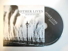 OTHER LIVES : OLD STATUES [ CD SINGLE PORT GRATUIT ]