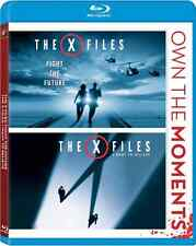 X-Files Movies: Fight the Future & I Want to Believe BLU-RAY Box Set NEW xfiles