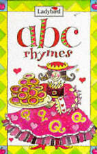 ABC Rhymes by Ladybird Books (Hardback, 1994)