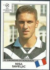 PANINI UEFA CHAMPIONS LEAGUE 1999-00- #261-BORDEAUX-NISA SAVELJIC