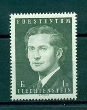 PERSONALITA' - PRINCE HANS-ADAM LIECHTENSTEIN 1974 Common Stamp