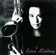 Dreamer * by Erica Lindsay (CD, Apr-1989, Candid)