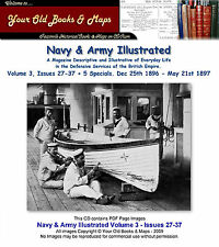 Navy and Army Illustrated 1896-1897 Volume 3 CDROM