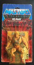 MOC HE-MAN MOTU MATTEL VINTAGE MASTERS OF THE UNIVERSE 8 BACK