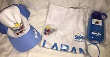 Gilas Pilipinas Merchandise Bundle Shirt Hat Jug Band Asian Sizing Mens Small