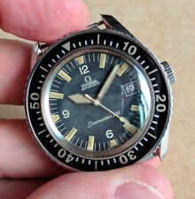 Omega Seamaster 300 Vintage Stainless Steel Watch 166.024 Cal 565