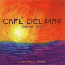 CAFE DEL MAR 5 = Levitation/Nookie/Lamb/Padilla/Cyberfit...= CHILLOUT DELUXE !