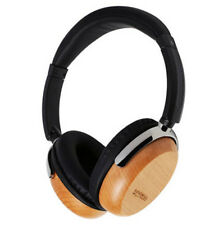 Rosewill Prelude - RWH-001 - Wooden Headphones Swivel Ear Cups, Headset