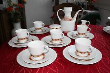 Kaffeeservice für 6 Personen von Hutschenreuther/Arzberg