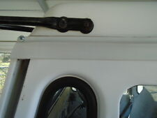 POSTAL MAIL JEEP, DJ5, ROLLER COVER ABOVE DOORS