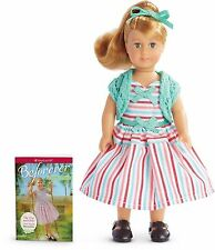 NIB American Girl Maryellen Larkin  Mini Doll & Mini Book