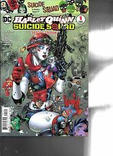 Harley Quinn & Suicide Squad Special Edition #1 (2016 DC) 1st Printing