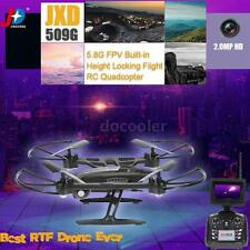 NEW JXD 509G 2.4G 4CH 6-Axis Gyro 5.8G FPV RC Quadcopter w/2MP HD Camera Q8G2