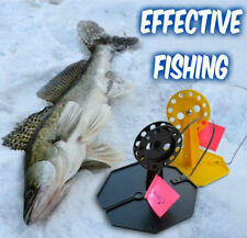 Ice Fishing Zherlitsy Tip-Up. effective, reliable, simple!!!