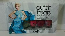 OPI Holland Dutch Treats mini nail lacquer polish