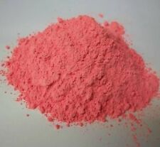 FLUORESCENT RED  -  250g POWDER PAINT  FOR ART & CRAFT