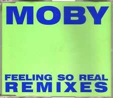 Moby - Feeling So Real (Remixes) - CDM - 1994 - Eurodance 4TR WestBam