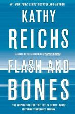 Flash and Bones Reichs, Kathy Hardcover