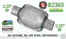 "Eastern Universal Catalytic Converter ECO II 2.25"" 2 1/4"" Pipe 6"" Body 82365"