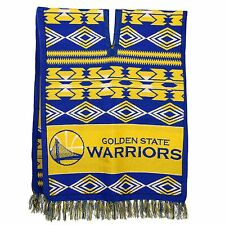 Golden State Warriors Knit Poncho Team Logo Team Apparel NBA