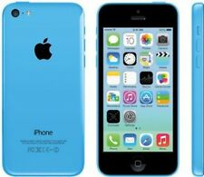 Apple iPhone 5c 16GB SIM Teléfono Inteligente Libre-Azul