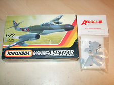 MATCHBOX Vintage-Armstrong Whitworth METEOR + AEROCLUB MK.7 Kit di conversione