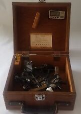 1975 OGAWA SEIKI CO. LTD.  C.PLATH SEXTANT, VIETNAM WAR MEMORABILIA