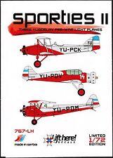 lh767/ Lift Here Decals - Fizir FT-1 / RWD-8 - Jugoslawien - 1/72