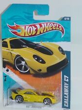 HOT WHEELS 2011 #164 CALLAWAY C7