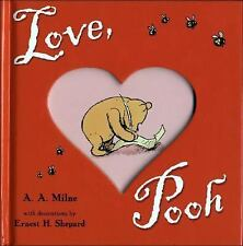 Love, Pooh (Winnie-the-Pooh) Milne, A. A. Hardcover