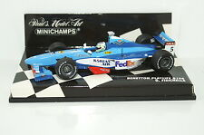 Benetton Playlife B198 G.Fisichella 1998 430980005 1/43 Minichamps