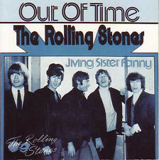 ☆ CD Single The ROLLING STONES Out of time 2-track  CARD SLEEVE  ☆