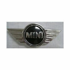 New Metal Chrome Mini Cooper Belt Buckle
