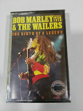 BOB MARLEY & THE WAILERS THE BIRTH OF A LEGEND CASSETTE TAPE SPANISH NEW NUEVA