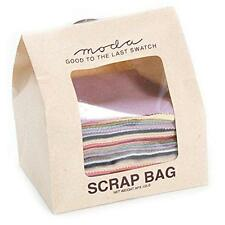 Moda Wool Scrap Bag 1/2 Pound of Multi Color Rectangles
