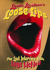 Linda Lovelace's Loose Lips: The Last Interview with Legs McNeil (DVD, 2013) New