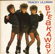 "TRACEY ULLMAN breakaway/dancing in the dark BUY 168 uk stiff 7"" PS EX/EX"