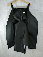 Rad Hourani Press Sample Satin Deconstructed Heavy Vest Size 2