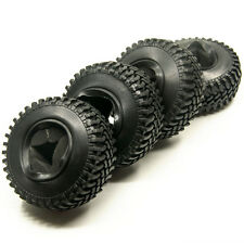 "RC 1/10 Scale Rock crawler 1.9"" beadlocks 100mm Tyres For SCX10 RC4WD"