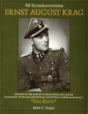 New Ss-Sturmbanfuhrer Ernst August Krag Das Reich Germany by Marl Yerger