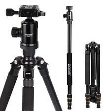 ZOMEi Z688 Protable Ball Head Tripod Monopod For Digital Camera Canon Nikon DSLR