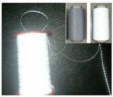 1000M Polyester Reflective Sewing Thread Line Embroidery Spool Safety Garment